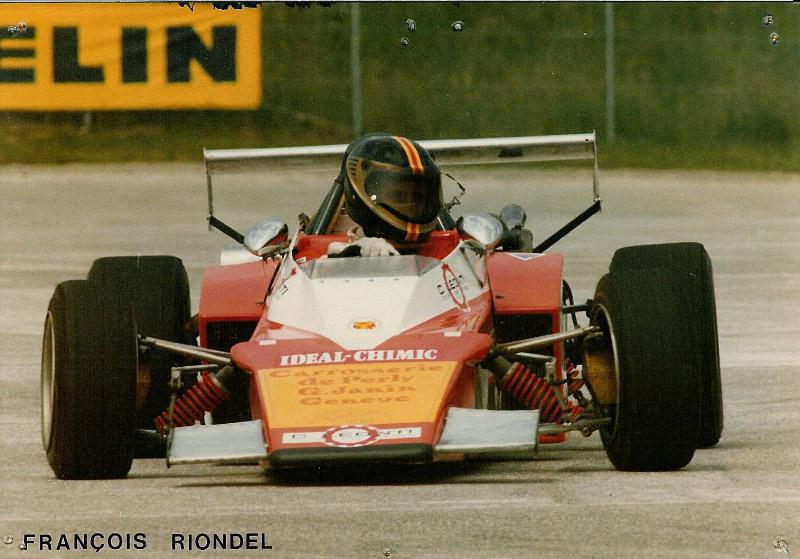 Monnay Racing Ch Ecurie La Meute Fran 231 Ois Riondel